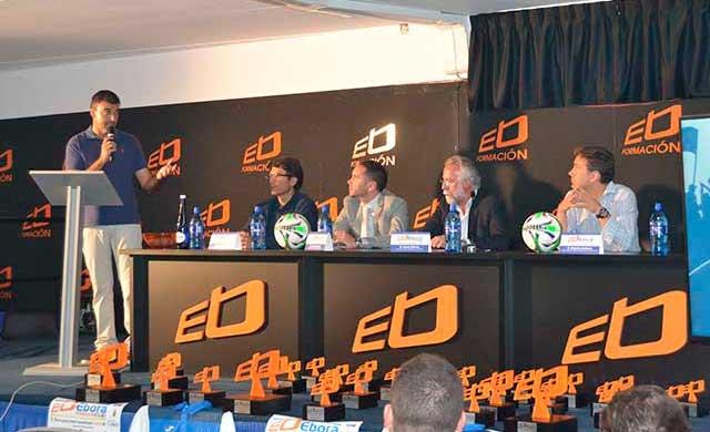 56 equipos de fútbol base participarán en la 'V Ebora Formacion Cup'