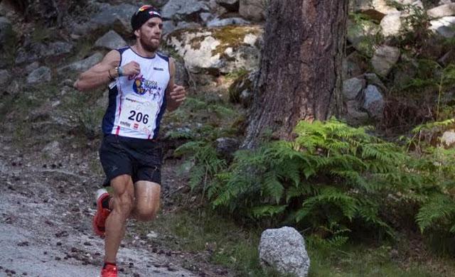 El corredor de Pepino, Pepe Muñoz, gana la Copa de Madrid de Trail
