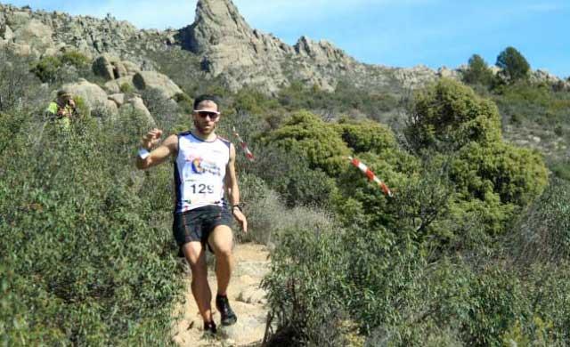 Pepe Muñoz comienza la Copa Trail 2017 con victoria en Mataelpino