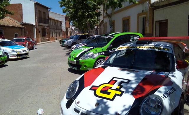 El RallySprint de Los Navalucillos tiene pódium de la comarca