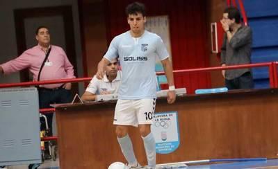 Nacho Gil no continúa en el Soliss FS Talavera y pone rumbo a Gran Canaria