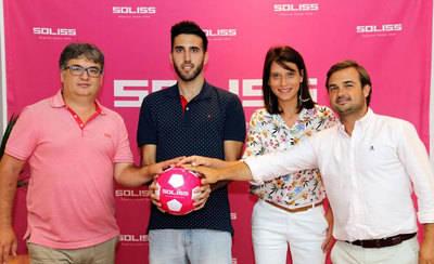 Rafael Luque, un portero de Primera para el Soliss FS Talavera