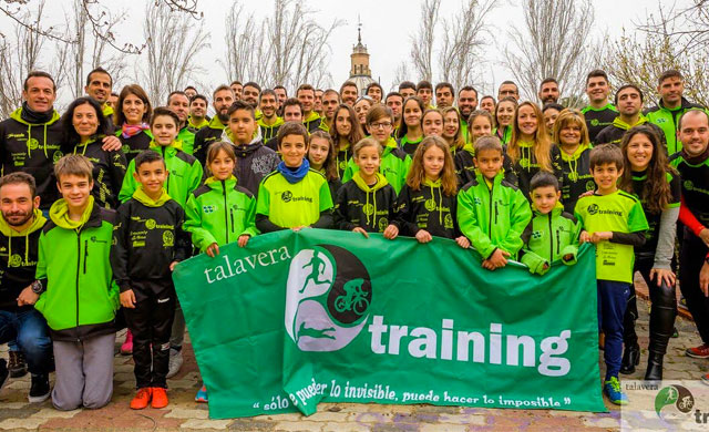El Talavera Training presenta la nueva temporada por todo lo alto