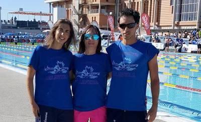 Los másters del CN Talavera logran 9 medallas en el Campeonato de España