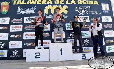 Gran fin de semana para los pilotos del TeaMX Reina en el Cerro Negro
