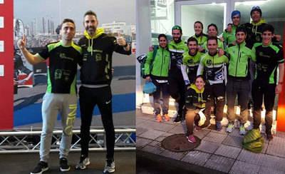 Fin de semana 'internacional' del Talavera Training