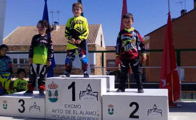 Magníficos resultado para el club BMX Los Pinos en El Álamo y en Elche