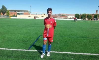 El talaverano Borja Blázquez, convocado para el Campeonato de España de Selecciones Autonómicas Sub-18