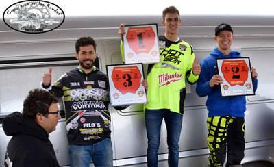 Sergio Sánchez se lleva la victoria de la primera prueba de la FCMM