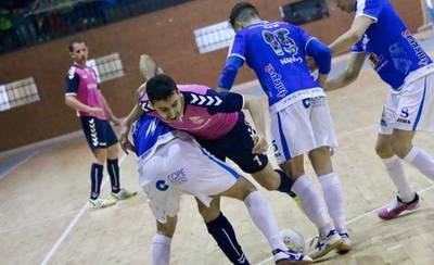 El Soliss FS Talavera deja escapar 2 puntos en el último minuto