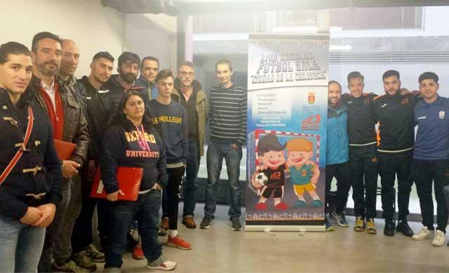 200 colegiales disputarán la IV Liga Escolar de Fútbol Sala de Talavera