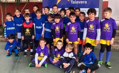 La Liga Escolar de Fútbol Sala deja emoción y muchos goles
