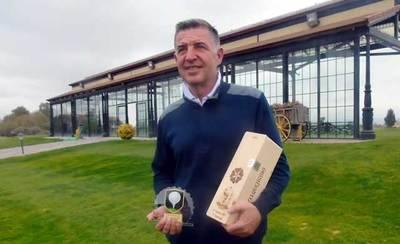 Juan Crespo, campeón de la segunda prueba del XI Ranking Palomarejos Golf