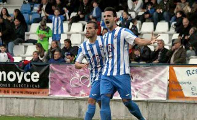 Un gol de Murci en la primera parte daba los tres puntos a CF Talavera que sigue líder una semana más