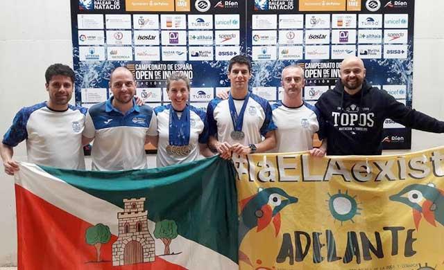 El CN Torrijos logra 9 medallas y 6 récords en el Campeonato de España