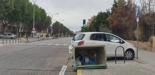 ATENCIÓN   Alerta en toda Castilla-La Mancha por fuertes vientos