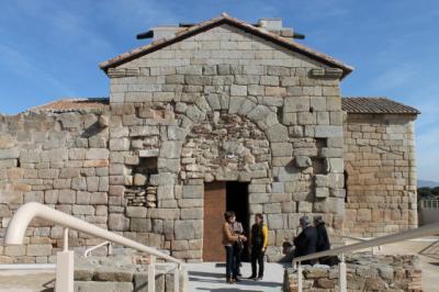 El yacimiento visigodo de Santa María de Melque alcanza cerca de las 20.000 visitas
