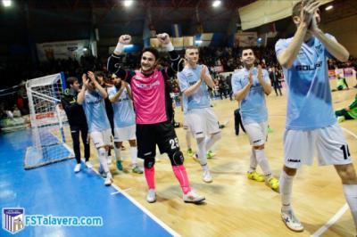 El Soliss FS Talavera conocerá el martes su rival en la Copa del Rey
