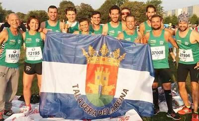 'Ebora Runners' disputará en Valencia su última gran cita del año
