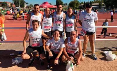 'Ebora Runners', en Talavera, Alcalá de Henares y Trujillo
