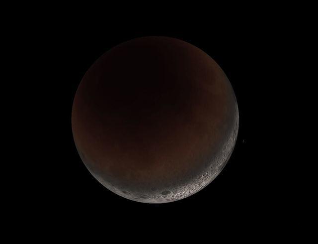 ¿Preparado para el eclipse de luna que será visible desde España?