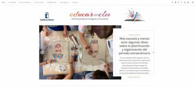 CLM | Vuelve la revista digital educativa 'EducarenCLM'
