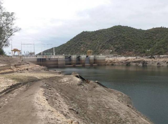 El embalse de Cedillo (Cáceres) ha bajado al 27% de volumen en apenas unos días
