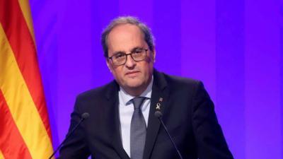 ESPAÑA | El Supremo inhabilita a Quim Torra como presidente de Cataluña