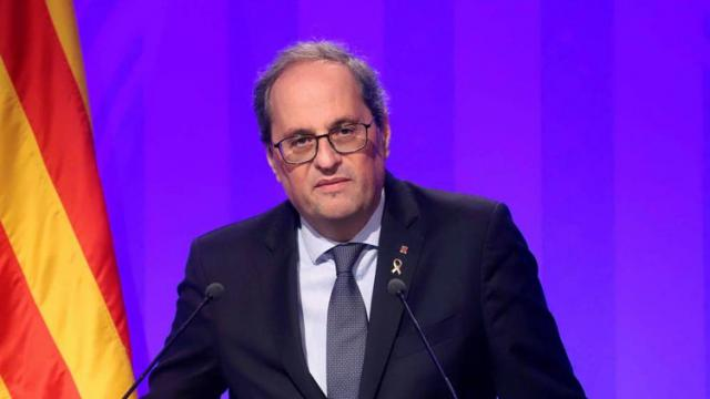 ESPAÑA   El Supremo inhabilita a Quim Torra como presidente de Cataluña