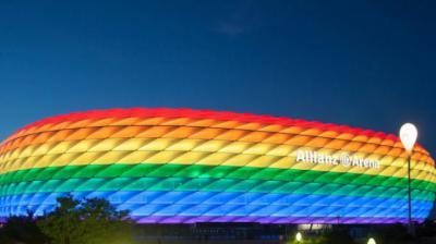 La UEFA prohíbe usar los colores LGTBI+ en el partido entre Alemania y Hungría