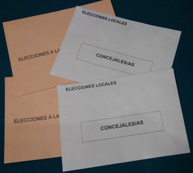 Constituidas con normalidad el 99% de las mesas de toda España a las 10 horas