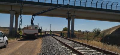 Si lo dice la ministra... el AVE Madrid-Extremadura progresa adecuadamente