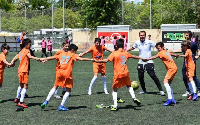 Crece la cosecha de títulos para la escuela CF Élite Talavera