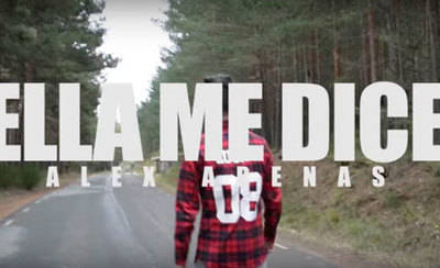 El talaverano Alex Arenas presenta su nuevo videoclip 'Ella me dice'