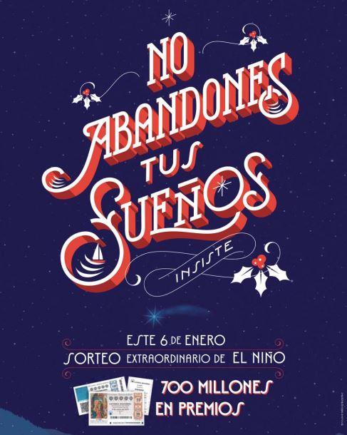 """Se acerca el Sorteo de """"El Niño"""", una nueva oportunidad para hacerse rico"""