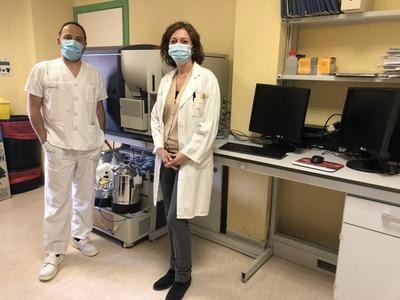 ENFERMEDADES RARAS   El Hospital de Toledo incorpora un equipamiento para mejorar el diagnóstico