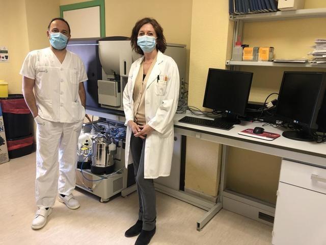 ENFERMEDADES RARAS | El Hospital de Toledo incorpora un equipamiento para mejorar el diagnóstico