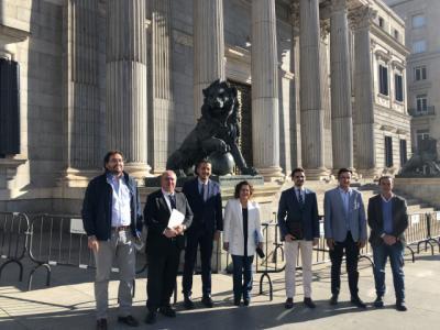 El PP reivindica en el Congreso el AVE Talavera-Madrid