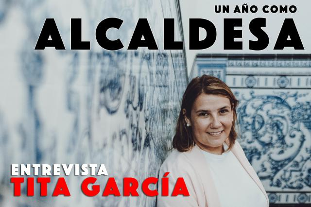 TITA GARCÍA, UN AÑO COMO ALCALDESA (II) | Una lanzadera es la solución más factible, más rápida y que a día de hoy necesitamos para conectar con Madrid… y ADIF lo ha propuesto
