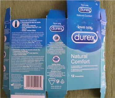 ACTUALIDAD   ¡Atención! Sanidad alerta de preservativos 'Durex' falsos