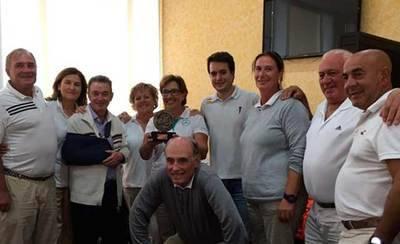 Palomarejos Golf gana en el I Circuito 'Ocho Clubes'