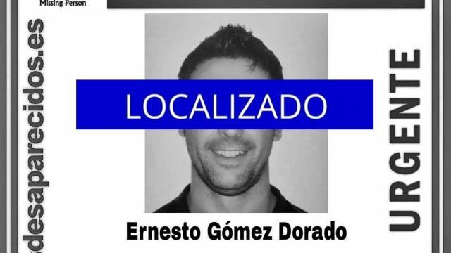 Localizan a Ernesto Gómez, desaparecido en Toledo el pasado martes