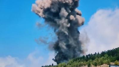Entra en erupción el volcán de Cumbre Vieja en La Palma (Vídeos)