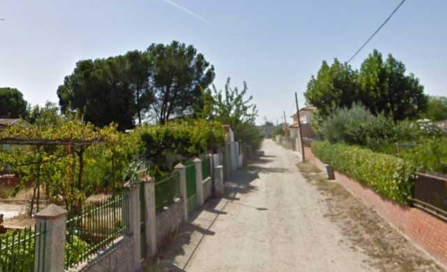Calle Alameda de la Sagra/GoogleStreetView.