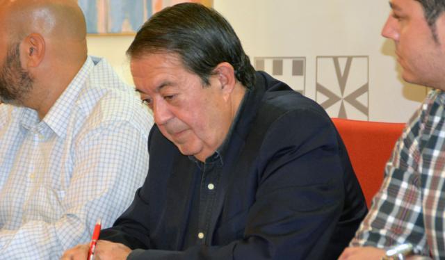 Escribano, presidente de la Territorial de CLM.