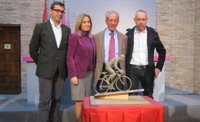 Toledo rendirá homenaje Bahamontes con una escultura del exciclista