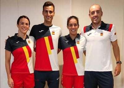 Fernando Alarza debutará en el triatlón por relevos mixtos de los JJOO