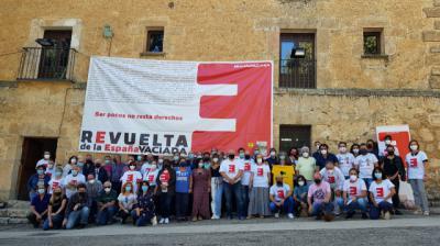 La España Vaciada creará un instrumento de participación política