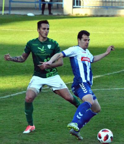 Espinar abandona el CF Talavera