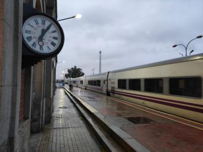 TALAVERA | Sin tren, al menos, hasta el viernes